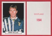 Scotland Brian McClair Manchester United